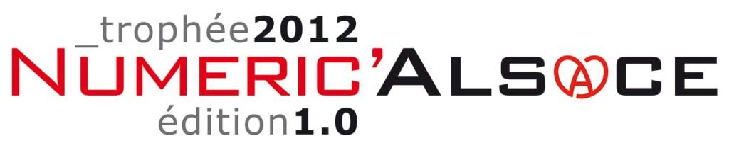 Logo Trophée Numeric Alsace 2012