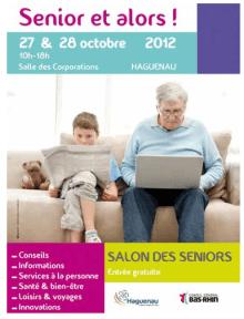 affiche salon des seniors haguenau