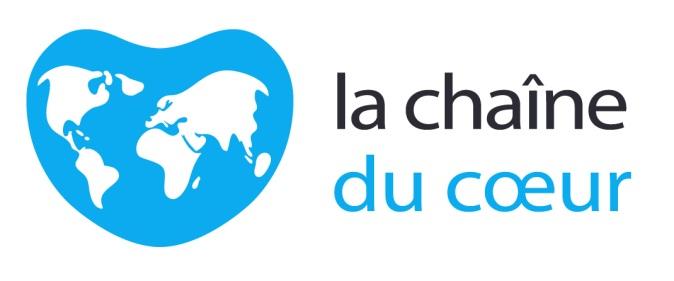 La chaîne du coeur logo