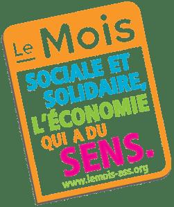 Logo Mois de l'Economie Sociale et Solidaire