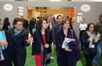 La Ministre Sylvia Pinel visite la Maison du Futur