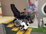fauteuil roulant descendant escaliers seu