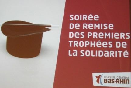 affiche Trophées de la Solidarité
