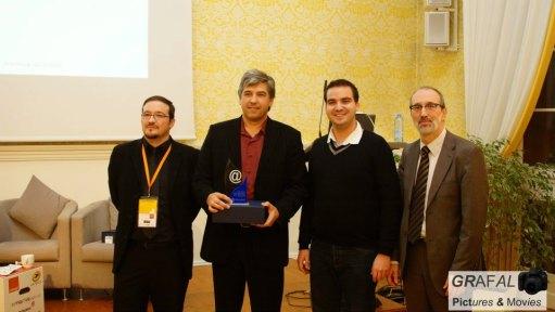 Hakisa remporte le trophée Numéric'Alsace 2012 Prix des internautes