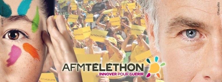 téléthon logo