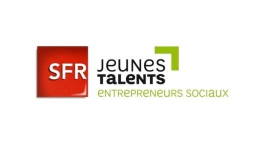 SFR jeunes talents logo