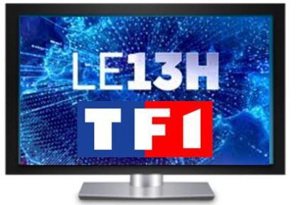 tv journal télévisé tf1