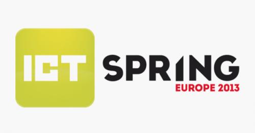 logo ICT Spring Europe