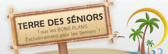Logo Terre des seniors : la plateforme communautaire pour seniors