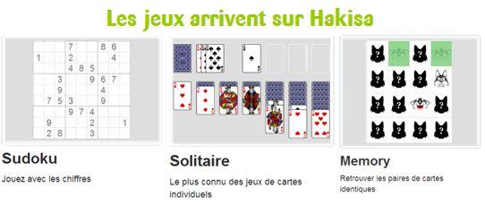 Les jeux arrivent sur la plateforme intergénerationnelle Hakisa
