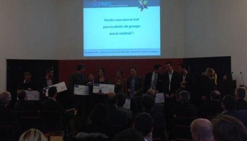 Lauréats de l'édition 2013 Yago