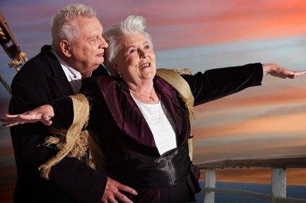 Titanic seniors
