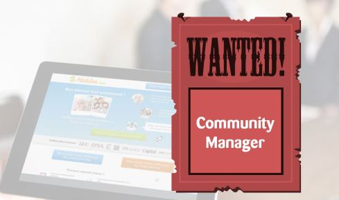 wantes community manager
