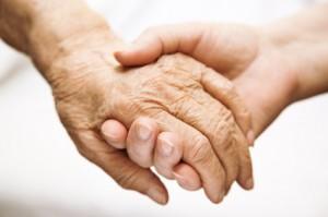 mains soutien à domicile