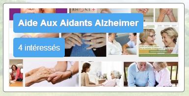 aide aux aidants Alzheimer