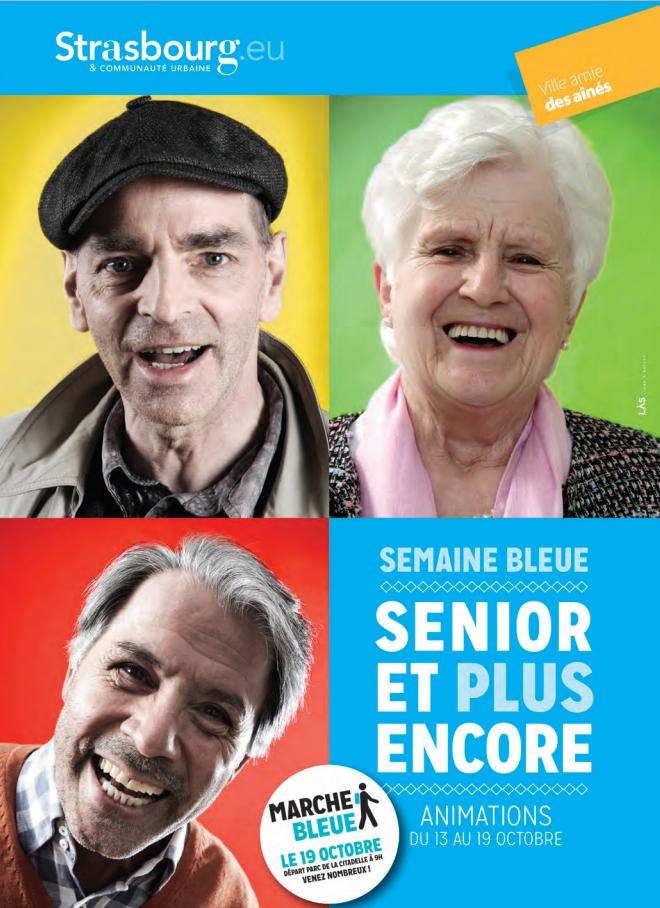semaine bleue 2014 : Senior et plus encore, Strasbourg