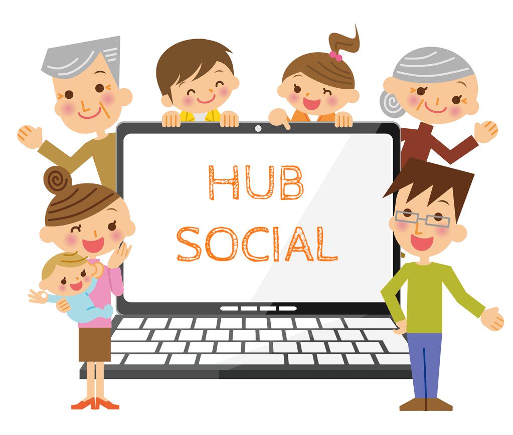 Le hub social Hakisa
