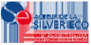 Hakisa, acteur de la Silver Economie - Logo Silver Economie