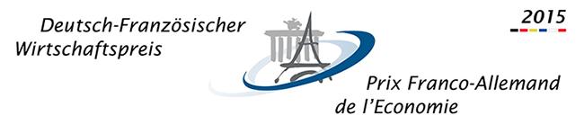 La bannière du Prix Franco-Allemand de l'Economie