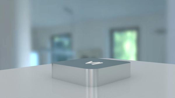 Prototype de Lola, la box domotique de Vivoka