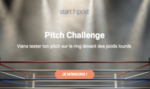Capture d'écran Pitch Challenge Lab Postal