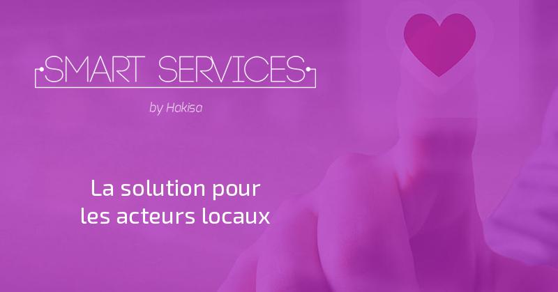 Bannière de l'offre Smart Services by Hakisa