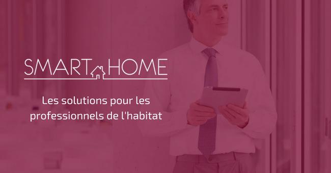 Bannière de l'offre Smart Home by Hakisa