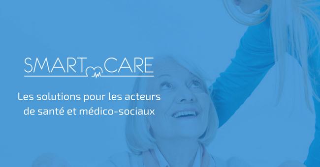 Bannière de l'offre Smart Care by Hakisa