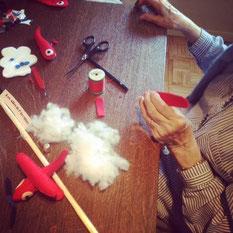 Doudous by mamies couturière senior