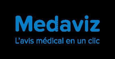 Medaviz, l'avis médical en un clic logo