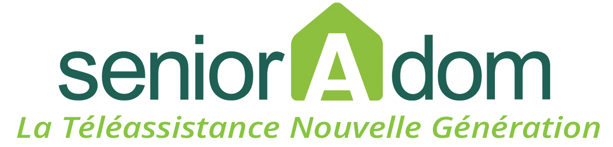 SeniorAdom téléassistance logo