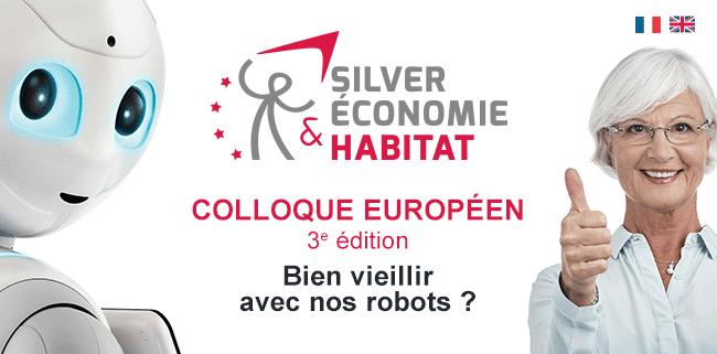 Affiche colloque silver economie et habitat 2016