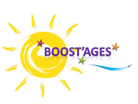 Logo du projet Boost'Ages
