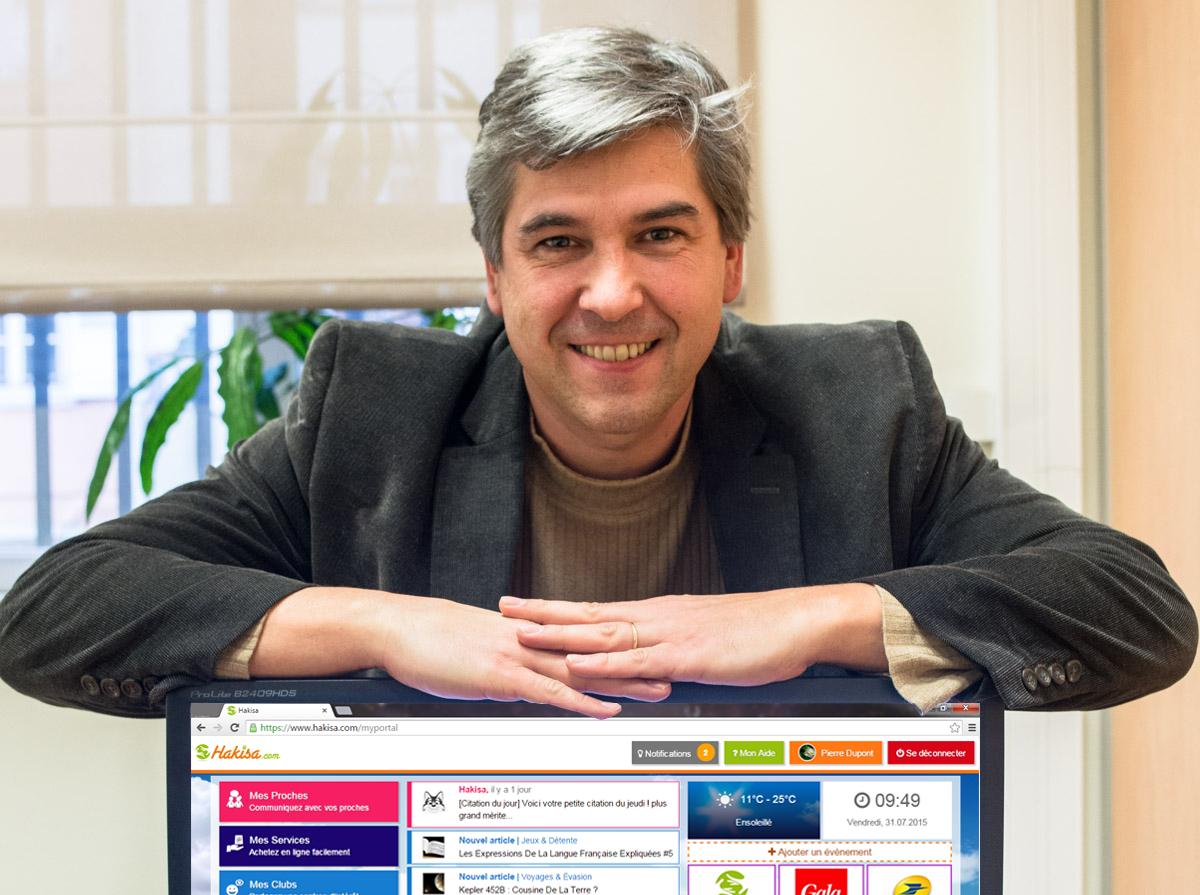 Mitbegründer Eric Gehl - Hakisa GmbH