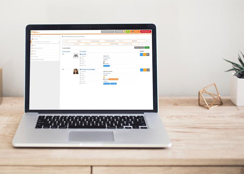 Conversations administrateurs : un Back-Office pour gérer les retours utilisateurs